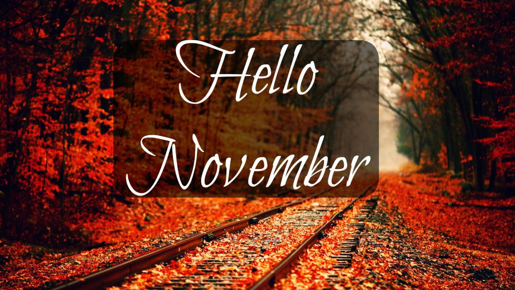 Hello November Photos