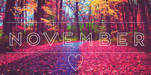 Hello November Pictures