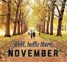 November Picture free