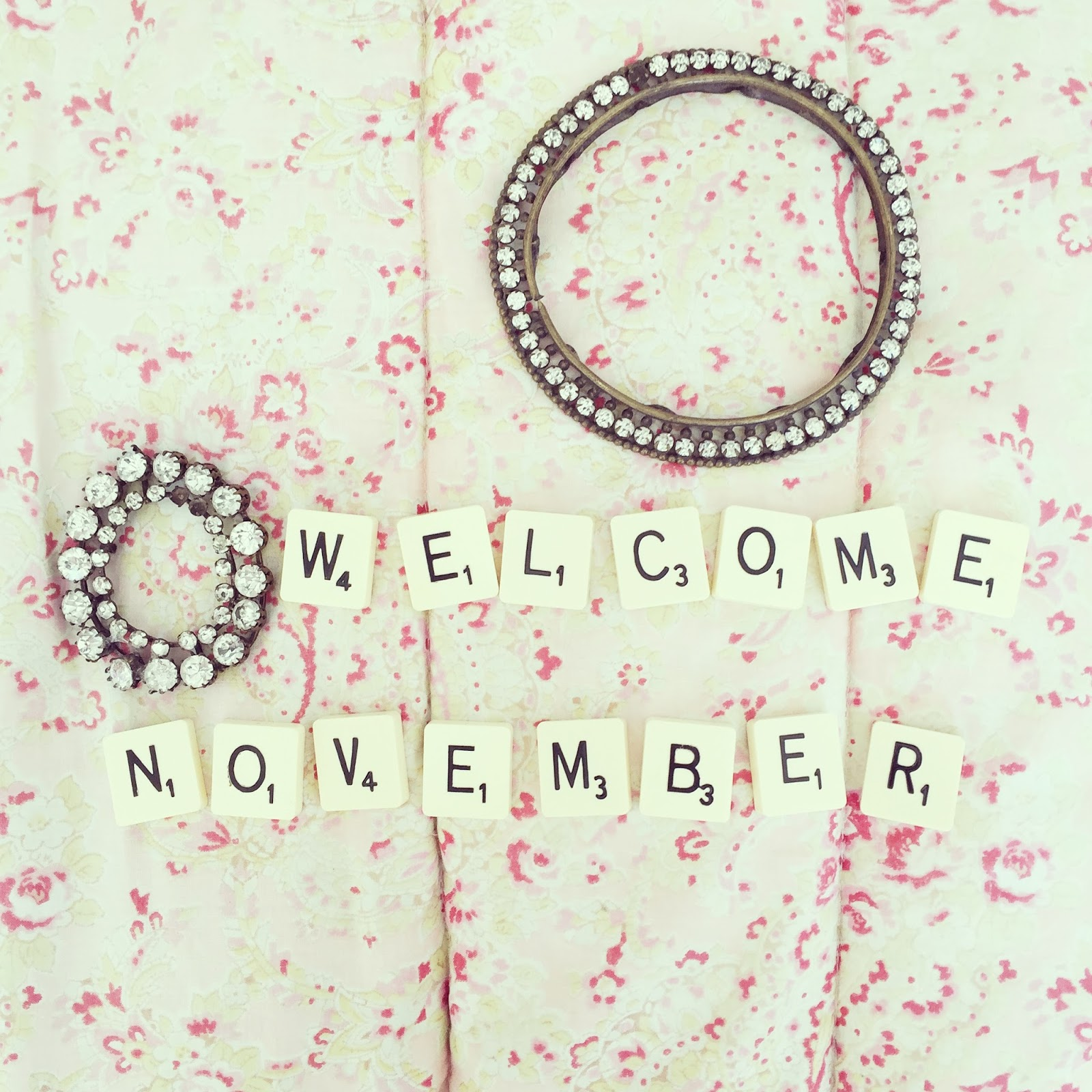 Welcome November Quotes and Saying