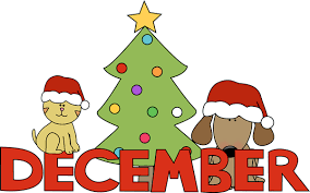 December Clipart free