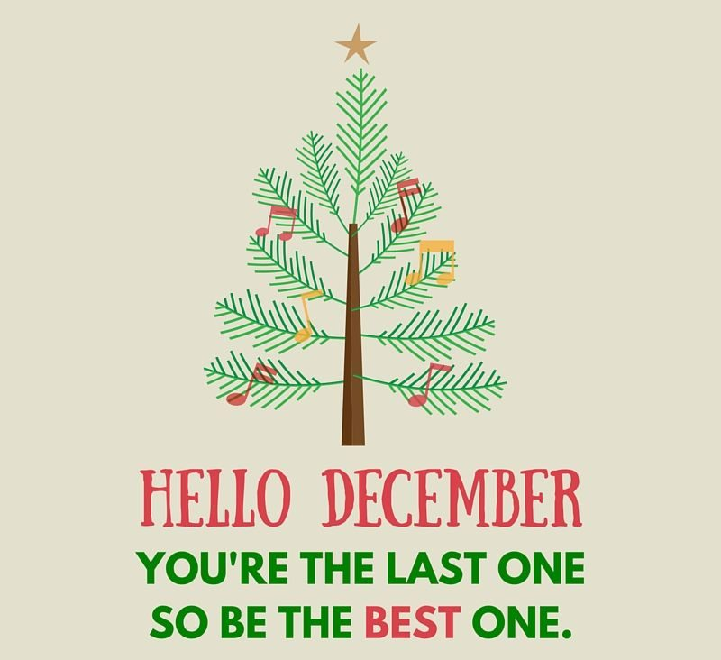 Hello December Photos