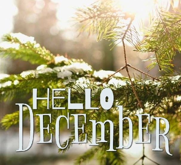 Hello December Quotes