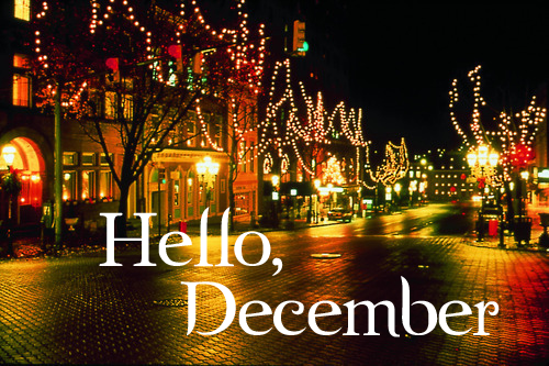 Hello December Sayings and Quotes