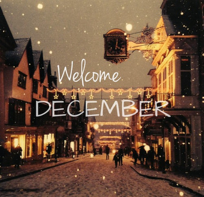 Welcome December Quotes and Pictures